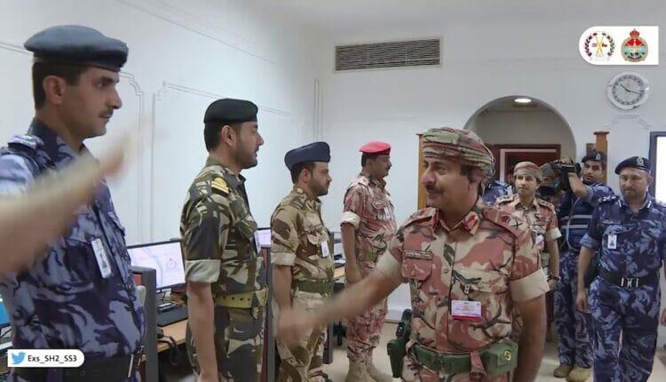 اللواء الركن مطر بن سالم البلوشي