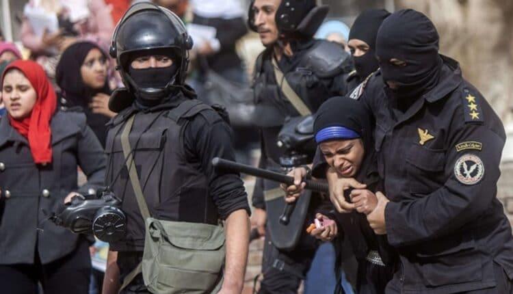 المعتقلات في مصر