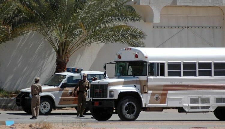 الهجوم على مركز مباحث الزلفي شمال الرياض