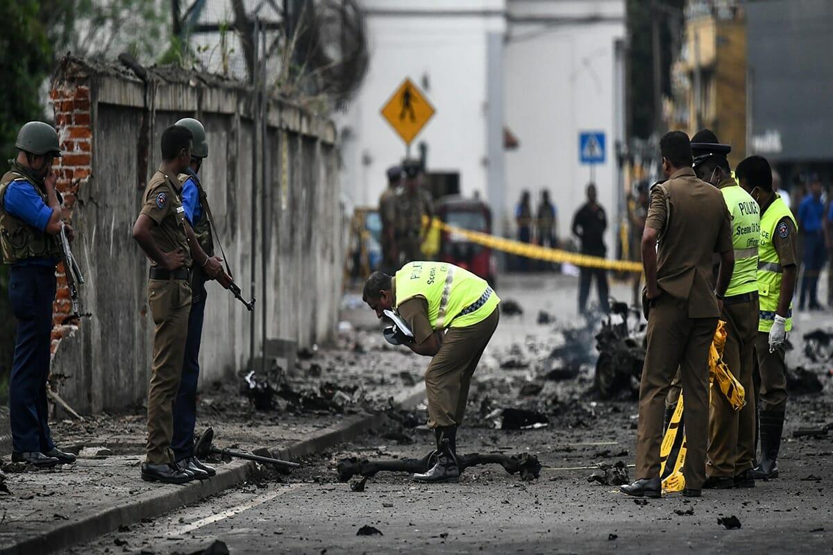 بعد فقد الإتصال بهما .. السعودية تكشف مصير ملاّحين تواجدا في فندق تم تفجيره بهجمات سريلانكا