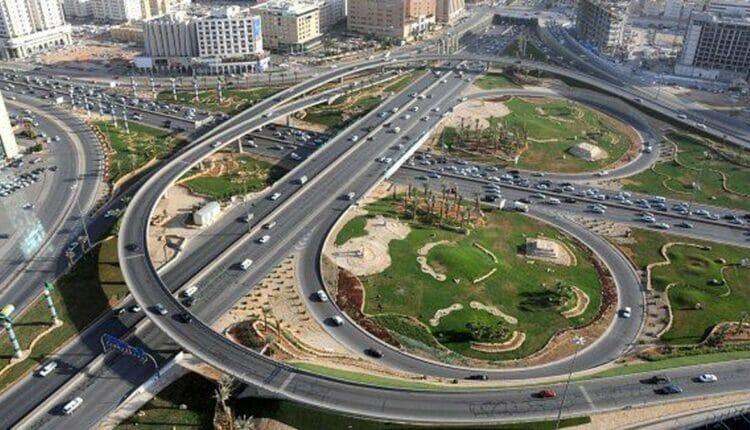 جسر ميدان القاهرة في السعودية