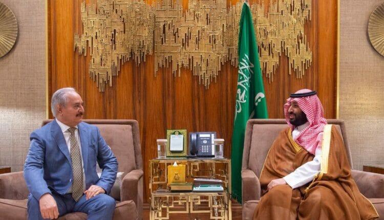 حفتر والسعودية