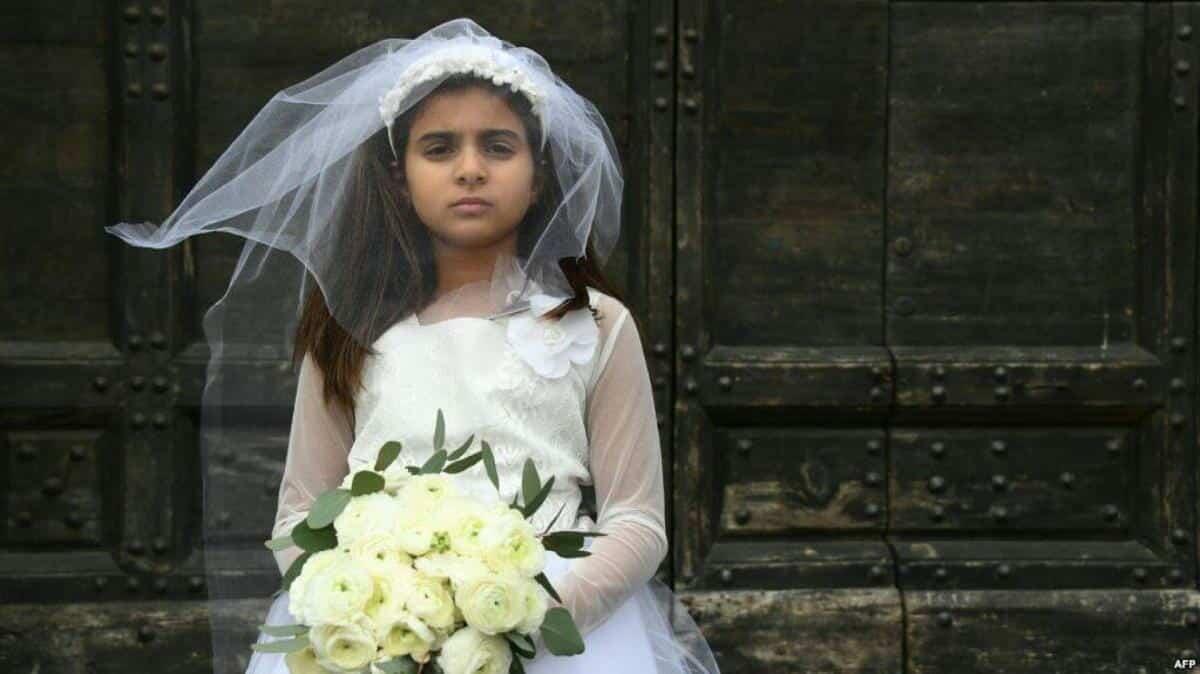 """مباحثات في الأردن لإنهاء """"زواج الأطفال"""" بعد جدل واسع وهذا ما حدث في مجلس النواب"""