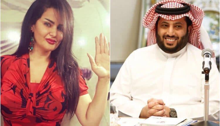 سما المصري تهاجم تركي آل الشيخ