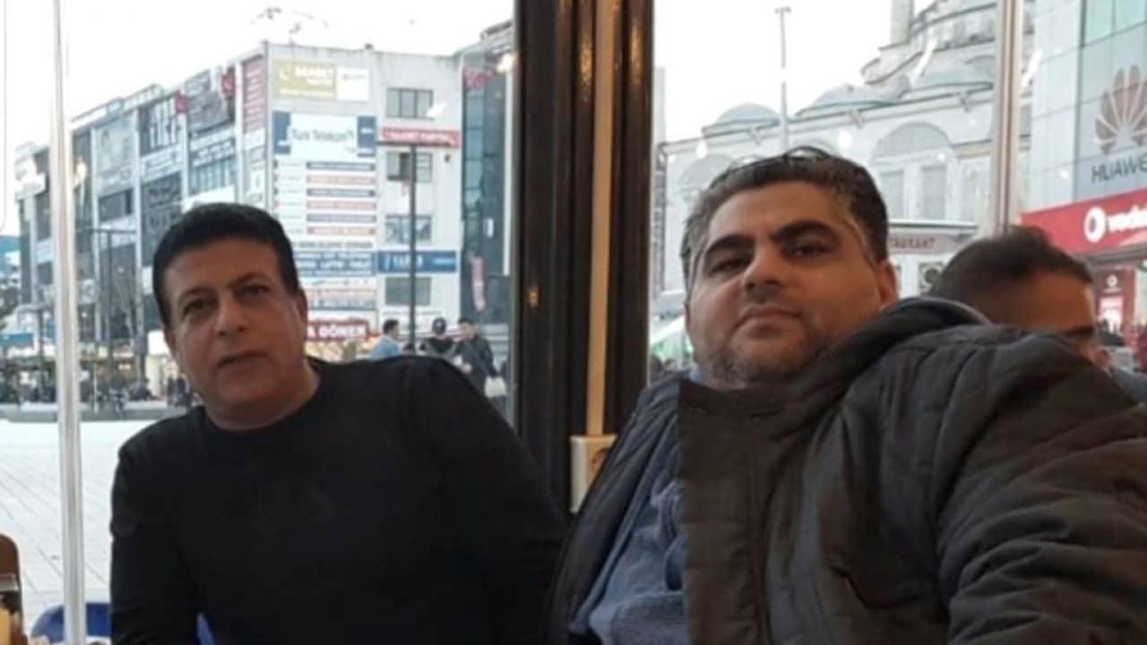 """""""شاهد"""" نشر أول صور للجاسوسين الإماراتييْن الذين ألقي القبض عليهما في تركيا"""