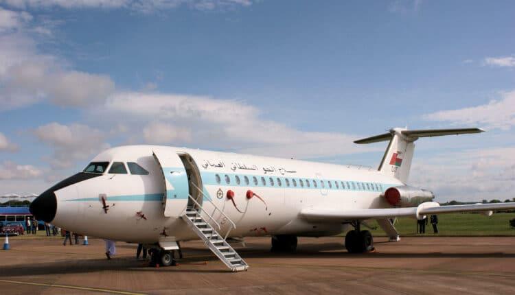 طائرات سلاح الجو السلطاني العماني