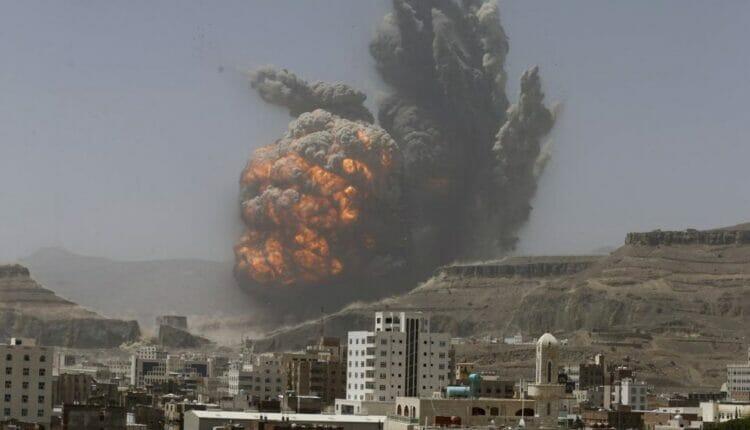 طيران التحالف السعودي-الإماراتي يرتكب مجزرة مروّعة بصنعاء
