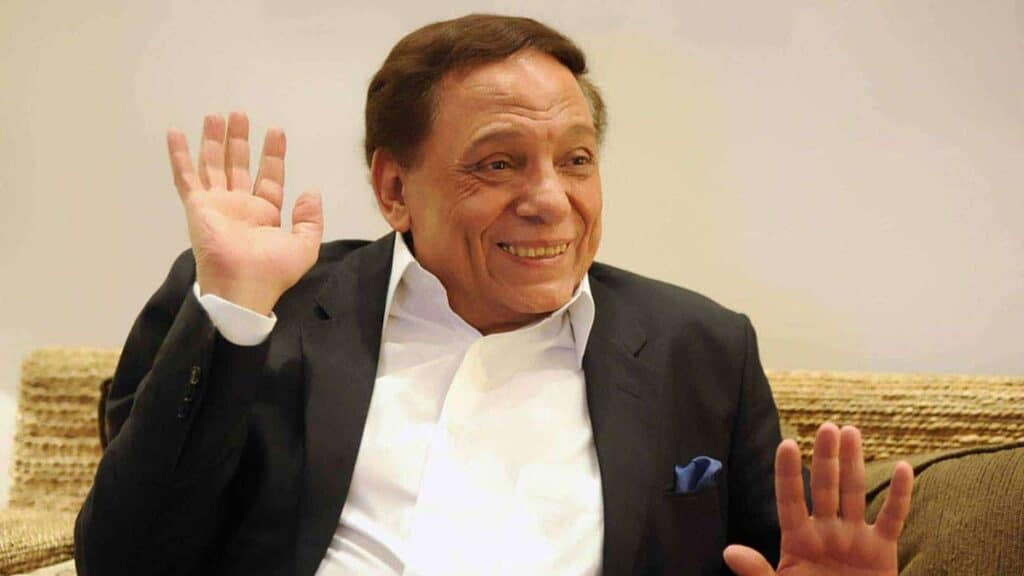 ثروة عادل إمام بلغت حوالي 100 مليون دولار