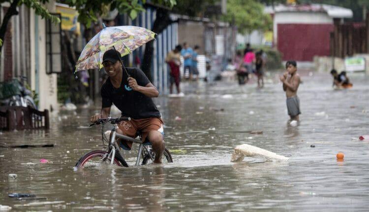 فيضان في سلطنة عمان