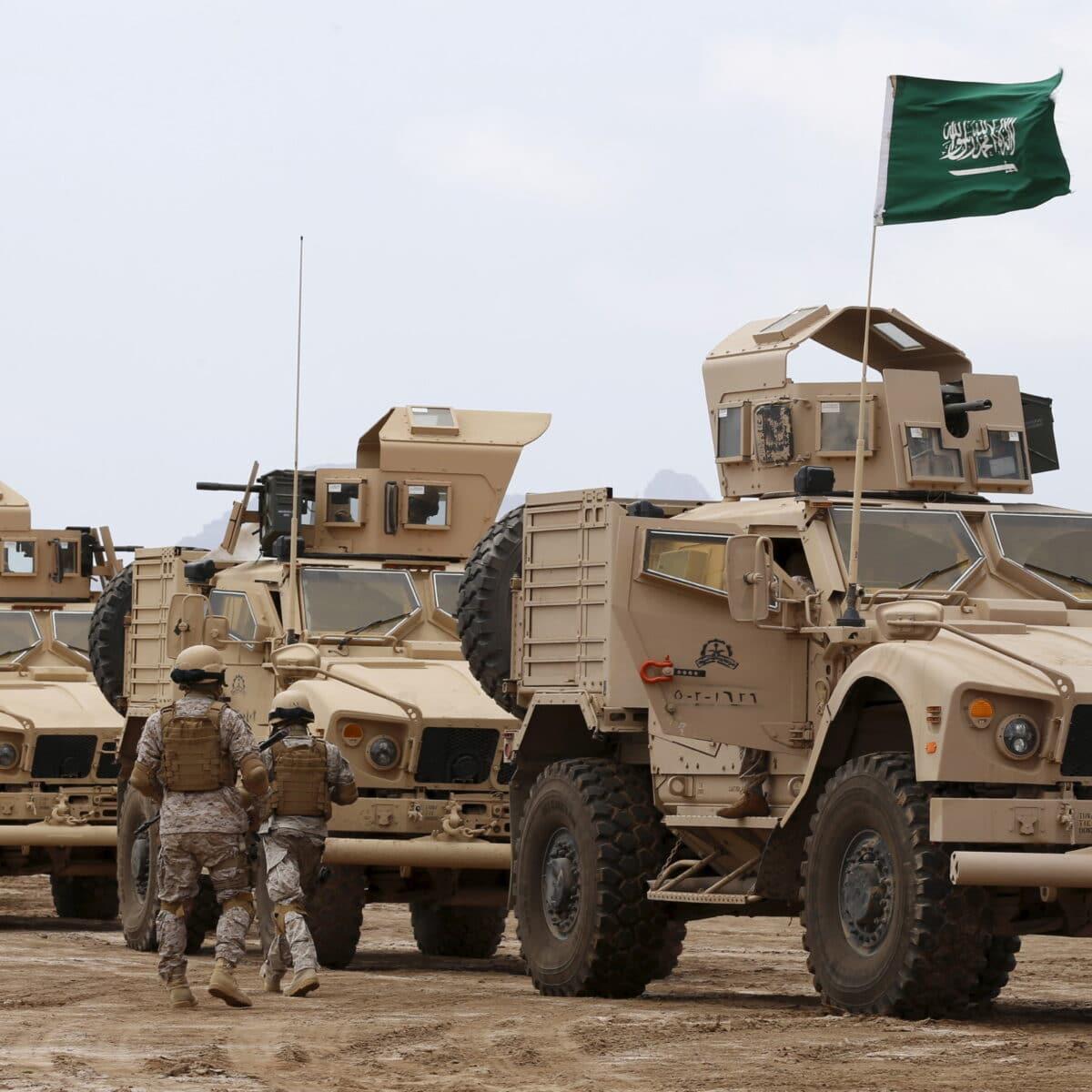 قوات السعودية في اليمن