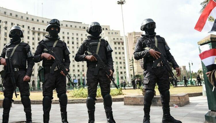 قوات المصرية الخاصة