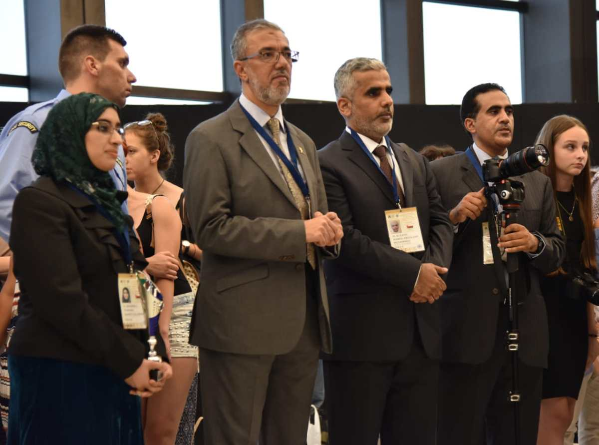 مؤتمر بينالي الفياب للشباب التاسع والثلاثين 2018م