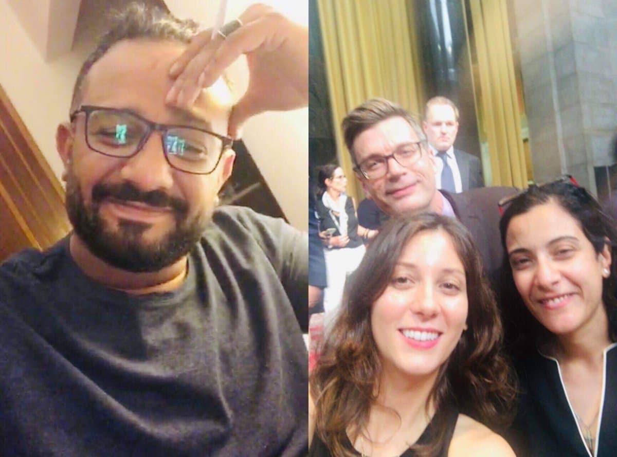 سجون الإمارات السرية باليمن تتسبب في منح جائزة عالمية لصحفيتين مصريتين