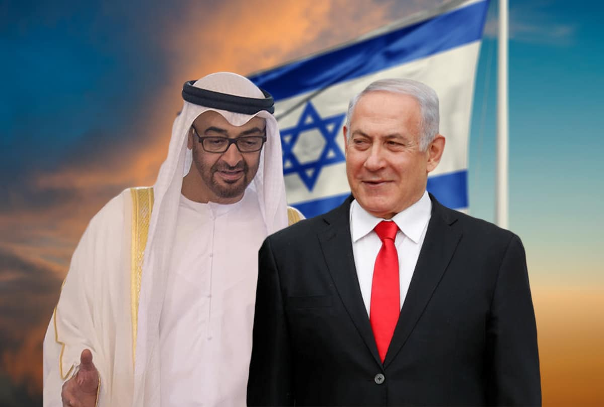نتنياهو تواجد في الإمارات سرّاً .. مصادر تكشف كذب مسرحية اعتراض الأردن لطائرته!