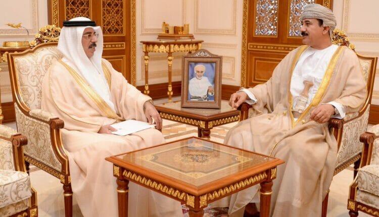 محمد بن سلطان السويدي سفير الإمارات