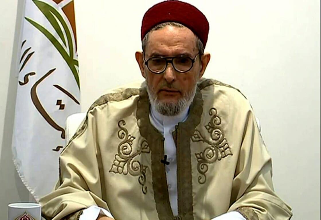 مفتي ليبيا الصادق الغرياني