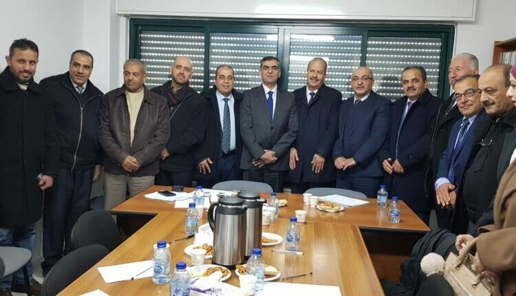 ندوة حوارية، نظمتها جمعية الاقتصاديين الفلسطينيين في رام الل
