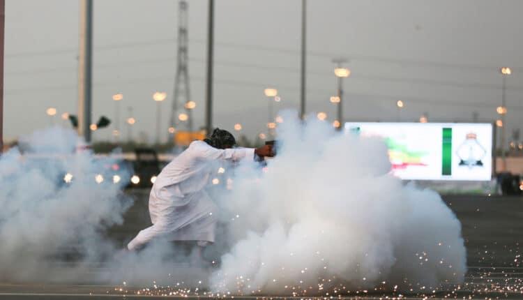 هجوم الذي استهدف مركز مباحث محافظة الزلفي