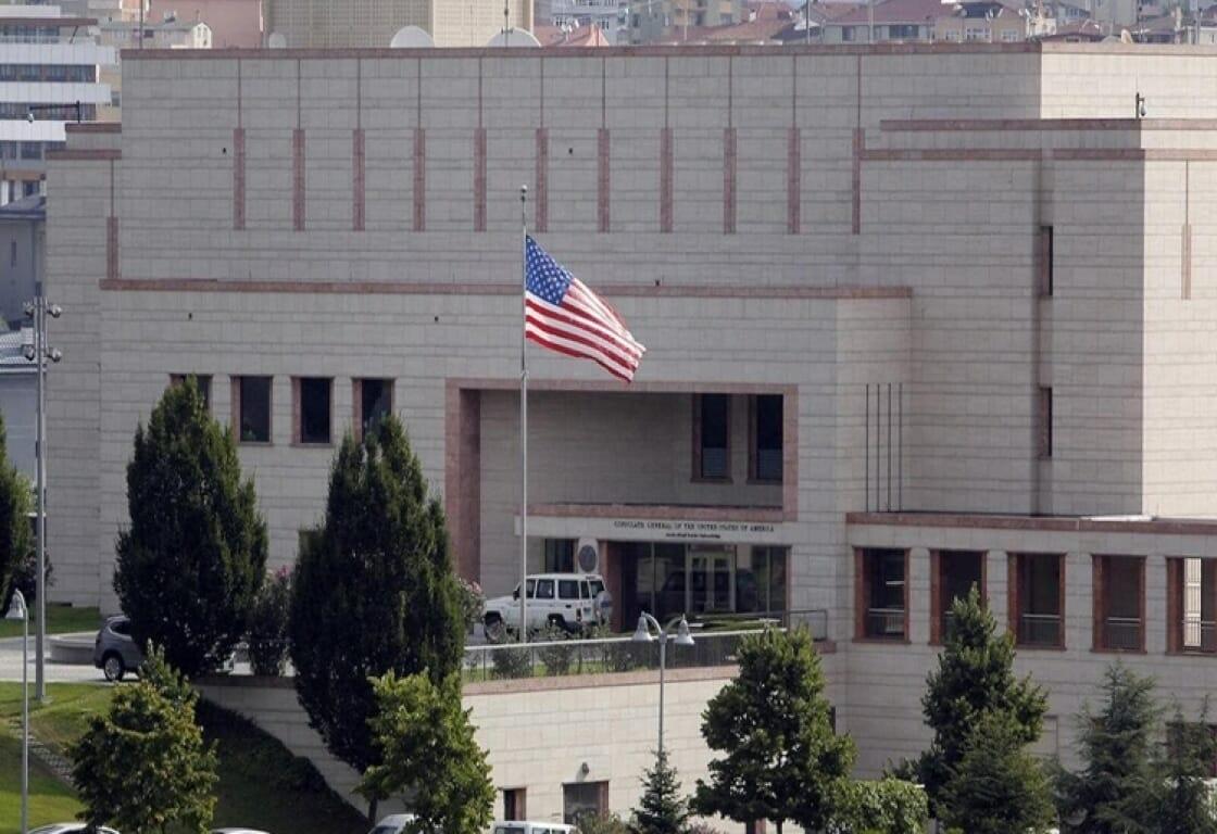 السفارة الامريكية بغداد