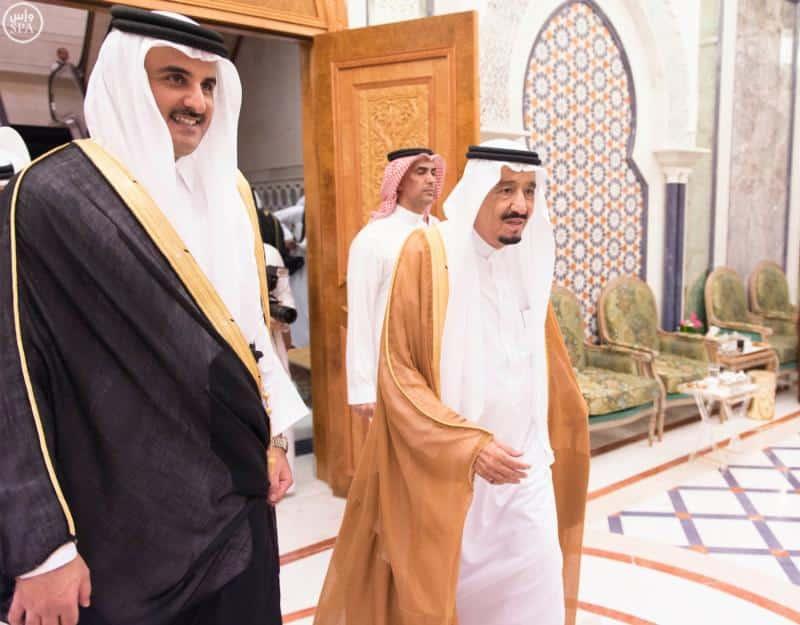 تطورات متسارعة في المصالحة الخليجية.. الأمير تميم سيزور الرياض وهذه آلية التنفيذ
