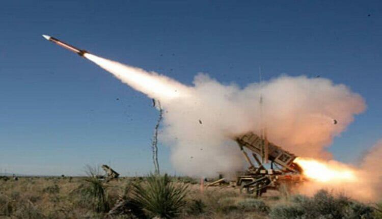 ضربة الحوثية على مطار جازان