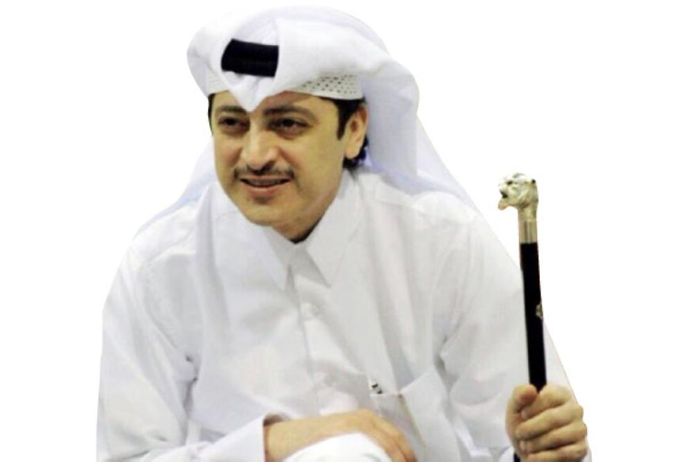 """رجل أعمال قطري ساخرا من برنامج """"الليوان"""" والعفن الفكري السعودي: بقي أن يعتذر تركي الحمد لقريش عن البعثة"""