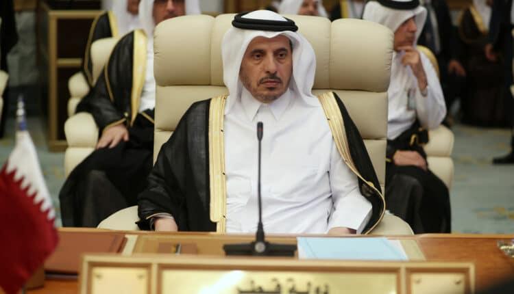 عبدالله بن ناصر بن خليفة آل ثاني