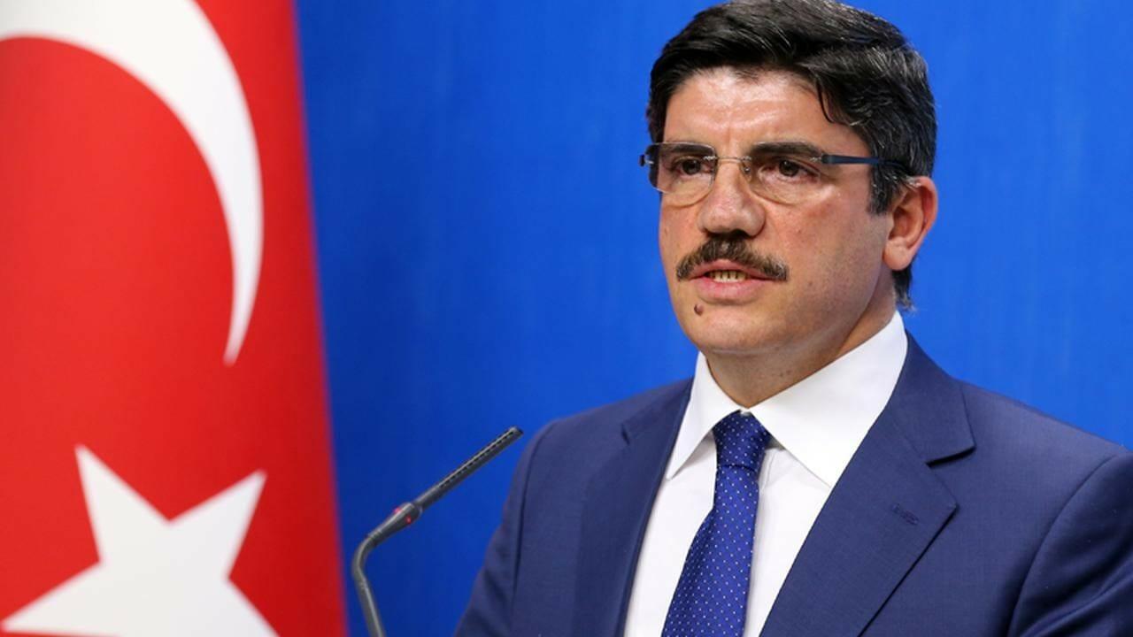 ياسين أقطاي مستشار الرئيس التركي أردوغان