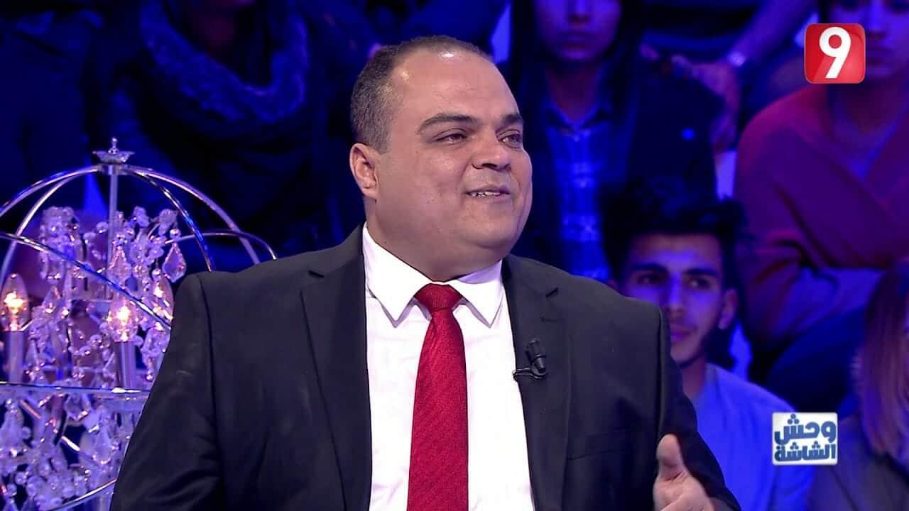 """""""شاهد"""" فيديو فاضح لنائب تونسي بارز مع راقصة مصرية يفجر غضب التونسيين"""