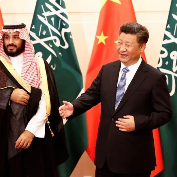 الصين والملك سلمان