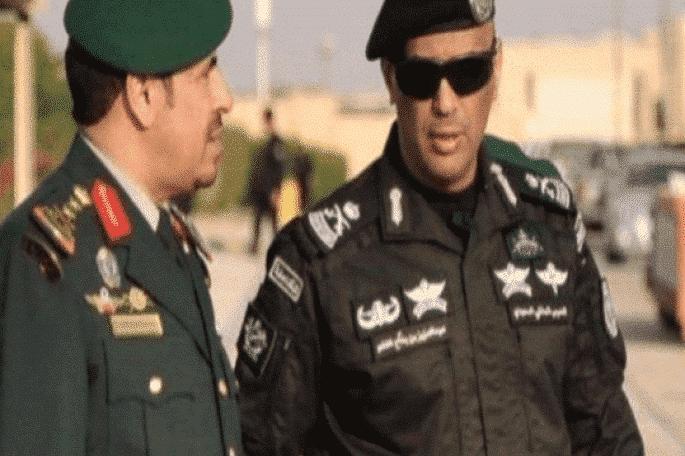 عبد العزيز الفغم وقريبه