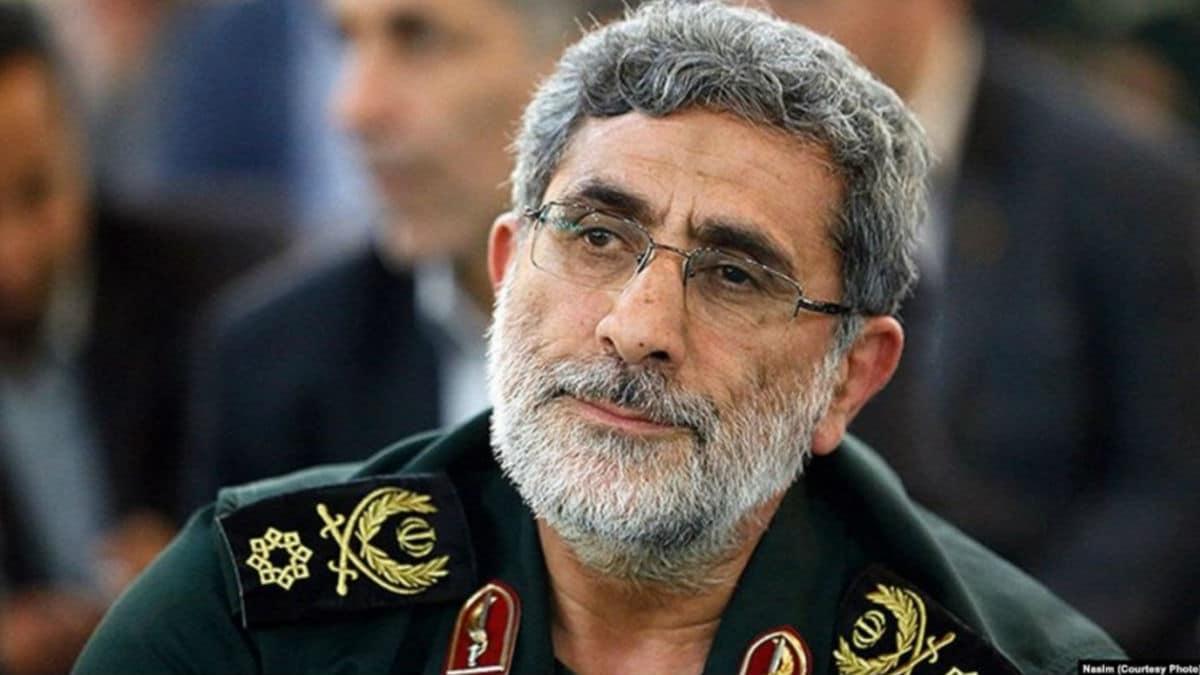 """""""شاهد"""" بأمر المرشد .. هذا هو خليفة قاسم سليماني .. ماذا فعل في حرب الخليج الأولى؟"""