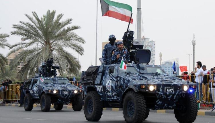 الإستنفار العسكري في الكويت