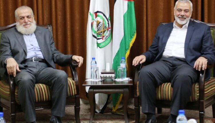 اجتماع للقيادة الفلسطينية