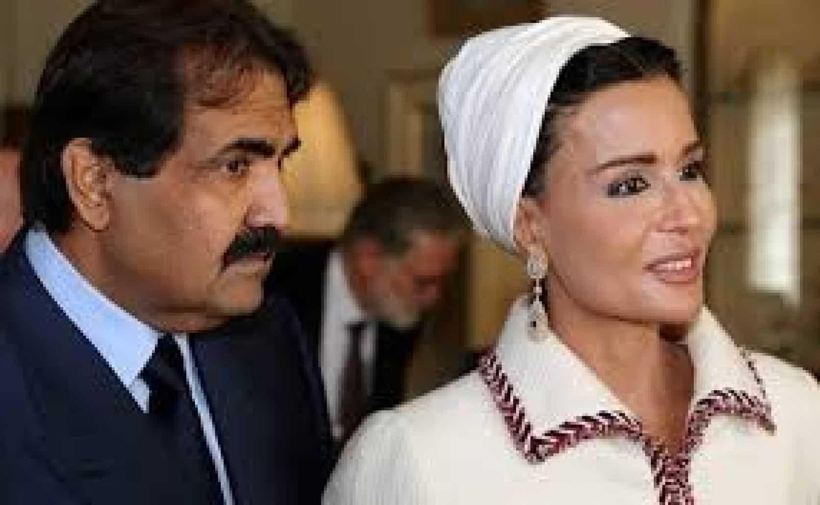 موقف قطري غير معتاد بقيادة زوجة الأمير تميم ووالدته الشيخة موزا يعكس حقيقة العلاقة بين قطر وسلطنة عُمان