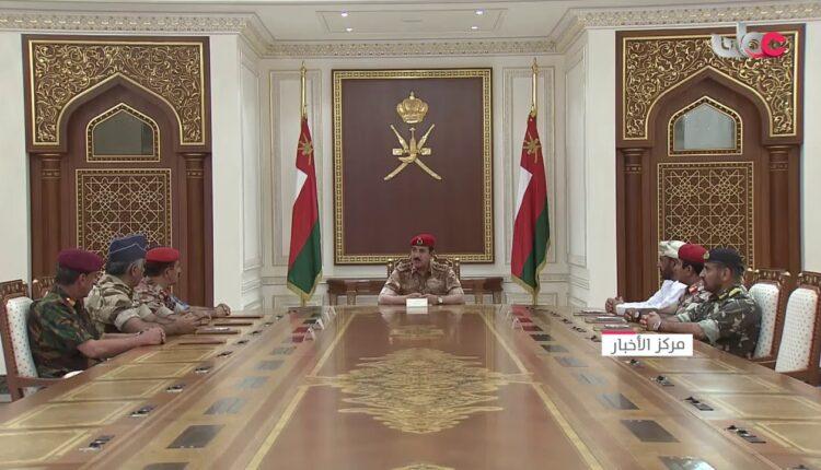 مجلس الدفاع الأعلى في سلطنة عُمان