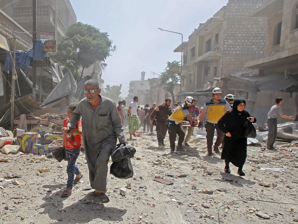ادلب بسوريا