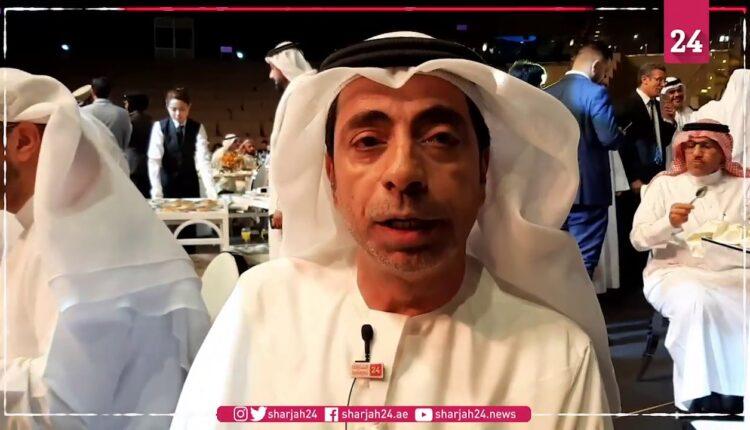 الإماراتي عبدالله راشد بن خصيف