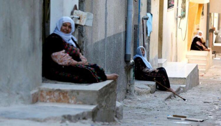 اللاجئين الفلسطينيين في الأردن