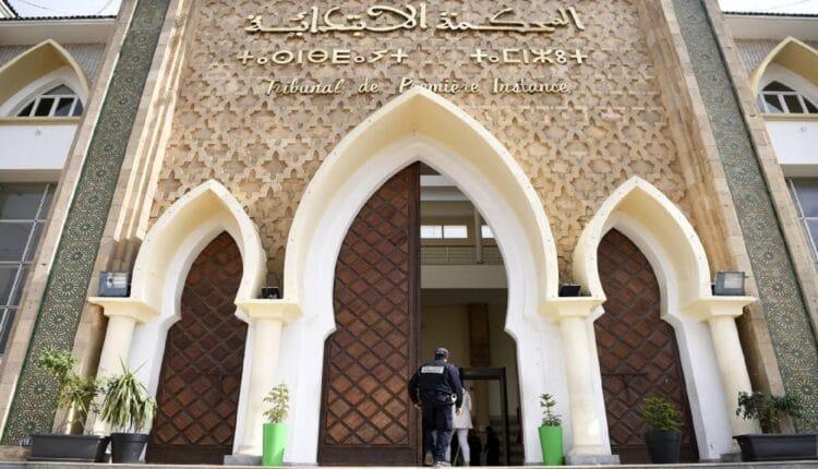 المحكمة في المغرب