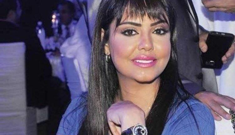 الممثلة الكويتية جواهر