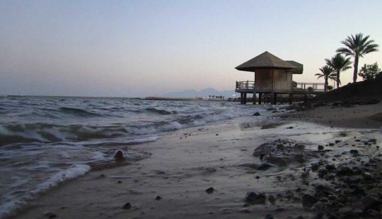 سواحل محافظة تبوك