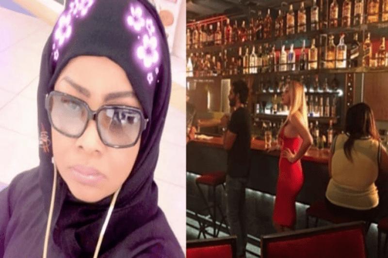 """""""شاهد"""" زوجة أبولهب بعثت من جديد في السعودية .. وتحذّر المسلمين القادمين لمكة"""