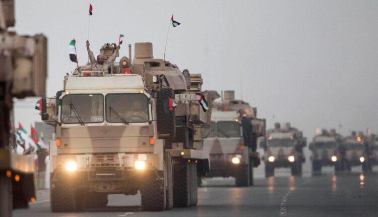 هروب الامارات من اليمن