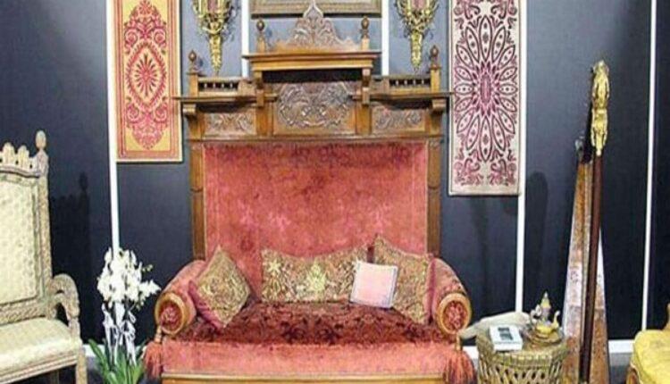العرش الذي يعتقد البعض بأنه يعود للسلطان العثماني عبد الحميد الثاني