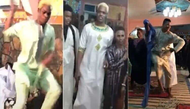 حفل زفاف لشواذ في موريتانيا