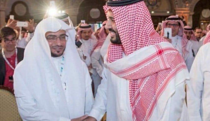 صالح المغامسي ومحمد بن سلمان