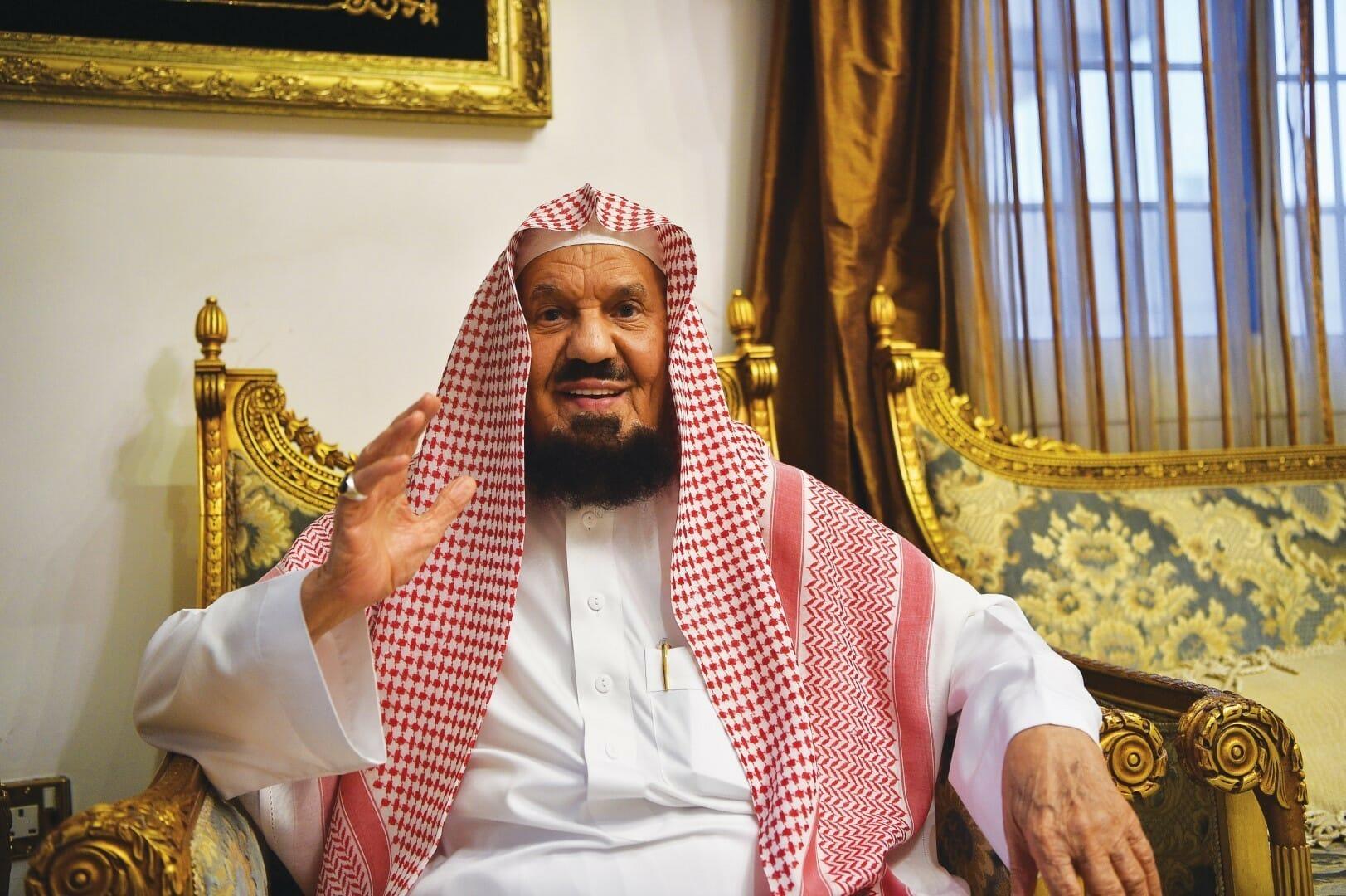 عبدالله بن سليمان المنيع