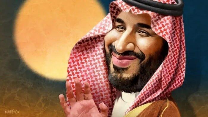 محمد بن سلمان - تطبيع السعودية سعودي-ريسبونسبل ستيت كرافت-ريسبونسبل ستيت كرافت
