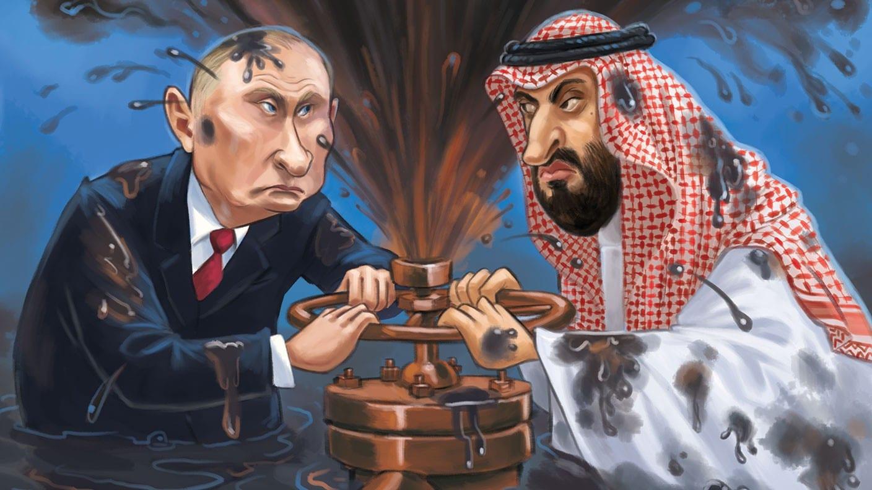 أزمة نفطية حادة تلوح في الأفق بين السعودية وروسيا بسبب مستويات الإنتاج